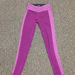 Compression workout leggings